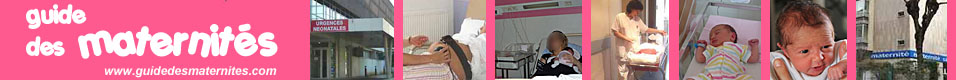 Guide des maternités