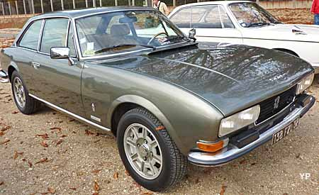 1968 peugeot 504 coup related infomation specifications weili automotive network. Black Bedroom Furniture Sets. Home Design Ideas