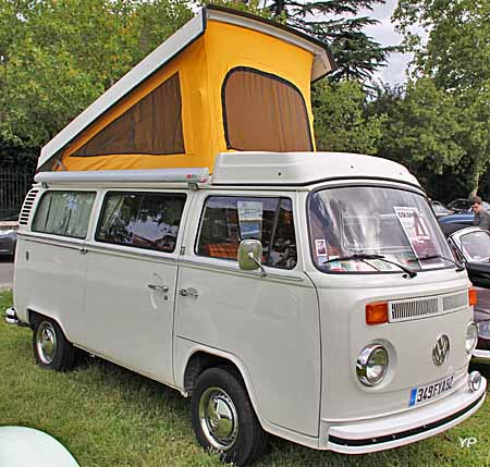 Volkswagen Combi T2 camping car Westfalia - Guide Automobile