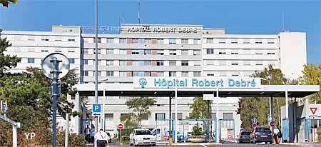 Hôpital Robert Debré de Reims (<i>Yalta Production</i>)