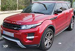 Range Rover Evoque (doc. Yalta Production)