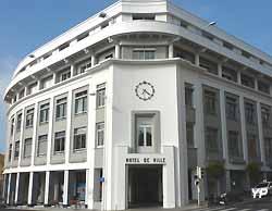 hôtel de ville de Biarritz