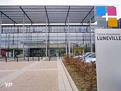 Centre hospitalier de Lunéville (doc. CH Lunéville)