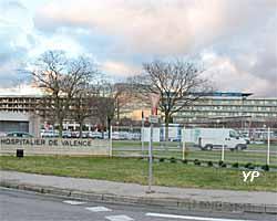 Centre hospitalier de Valence (doc. Yalta Production)