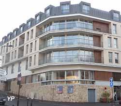 Centre hospitalier des Quatre Villes (doc. Yalta Production)