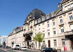 Hôpital Central (doc. CHU Nancy)
