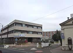 Centre hospitalier Evreux CHI Eure-Seine (doc. Yalta Production)