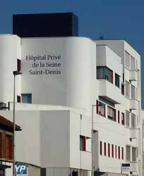 Hôpital privé de Seine-Saint-Denis (doc. Yalta Production)