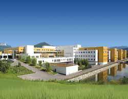 Centre Hospitalier de la Région d'Annecy (doc. Centre Hospitalier de la Région d'Annecy)