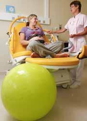 maternité de l'Hôpital Privé de l'Estuaire (doc. HP de l'Estuaire)