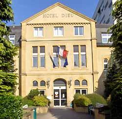 Alpha santé centre hospitalier Hôtel Dieu (doc. Alpha santé)