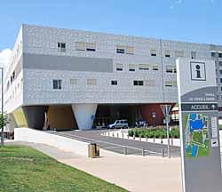 Centre hospitalier henri duffaut avignon guide des for Ch d avignon