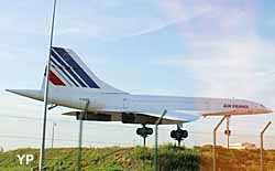 Concorde à Roissy (doc. Yalta Production)
