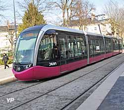 Tramway de Dijon