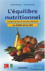 L'équilibre nutritionnel