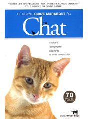 Le grand guide Marabout du chat