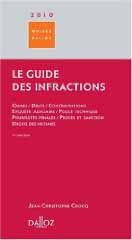 Guide des infractions - 2010