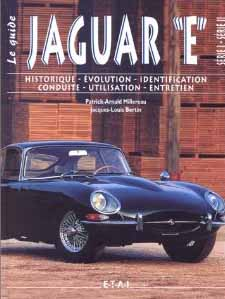La Jaguar type E.