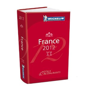 Guide Michelin - France - 2012