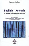 Boulimie - Anorexie